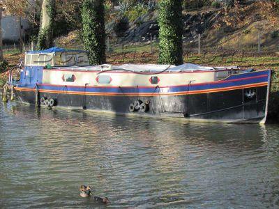 Replica Dutch Barge 50ft Live Aboard