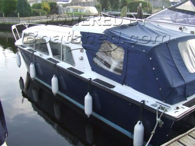 Dawncraft Wroxham 25