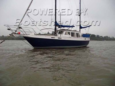 Dutch 38' Motor Sailer