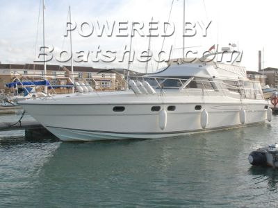 Fairline 50 Flybridge Cruiser