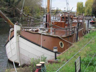 Dutch Replica Half scale, Royal Yacht