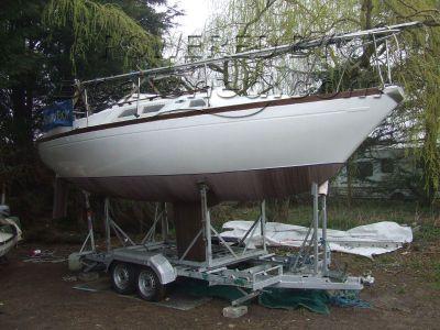 Sailing Cruiser 26