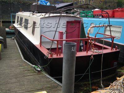 London Mooring 35ft Narrowboat Live-Aboard