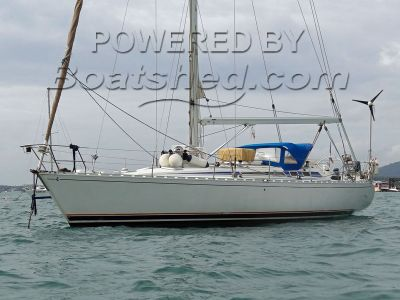 Beneteau First 456 Sloop