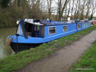 Narrowboat 65ft Live-Aboard