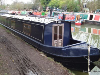 Narrowboat 58ft Cruiser Stern Live-aboard