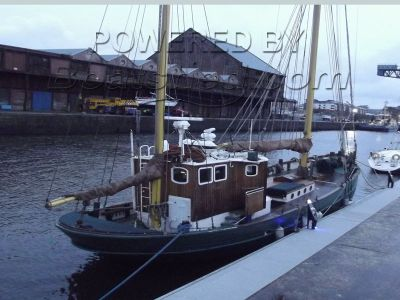 MFV Danish Gaff Ketch 60ft