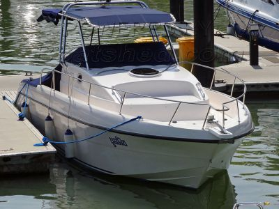 Gulf Craft Sea Breeze 33 Walk Around