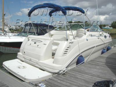 Sea Ray 240 DA Sundancer Diesel Version