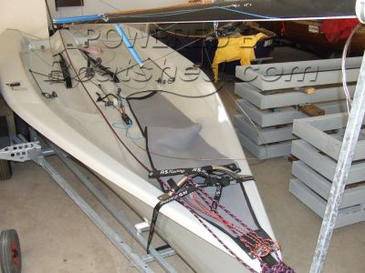 RS 500 Racing Dinghy Performance Racing Yacht