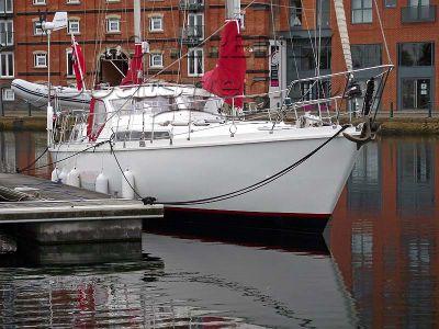 Amel Maramu Blue Water Cruising yacht
