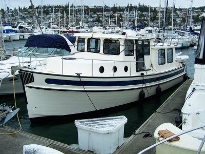 Nordic Tugs 37 20th Anniversary Millennium Edition