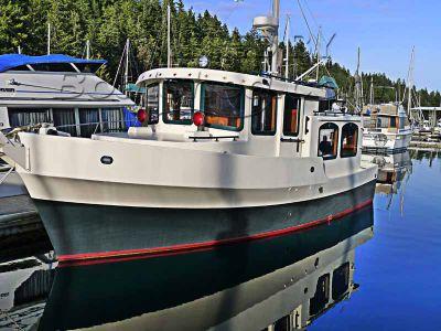 Custom Cruising Tug 27' Custom Trawler