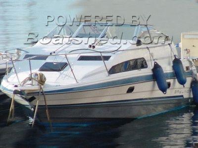 Bayliner Cierra Sunbridge 2655