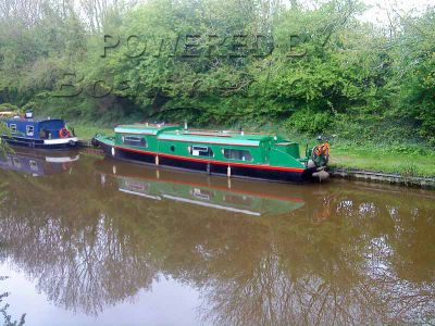 Narrowboat 40ft Cruiser