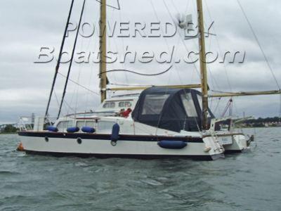 Oceanic MK II 30' Catamaran