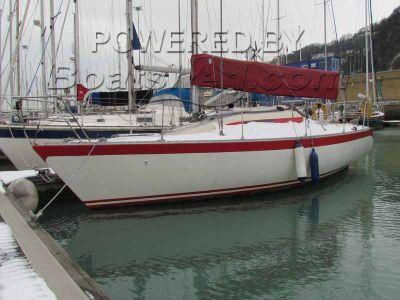 Oyster  SJ35  3/4 Tonner
