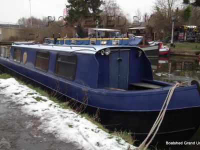 Narrowboat 36ft Live-aboard