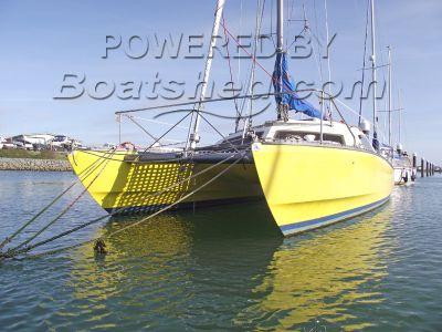 Iroquois Catamaran MK11