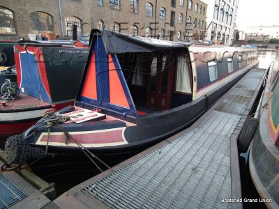 Narrowboat 60ft 60ft