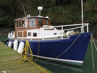 Ex Pilot Boat 38
