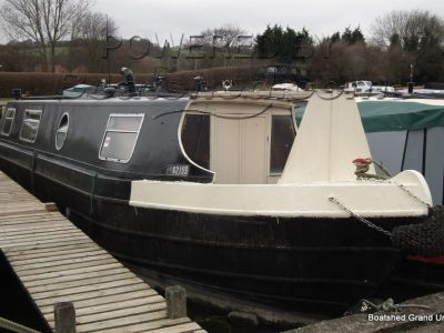 Narrowboat 40ft Project / Live-aboard