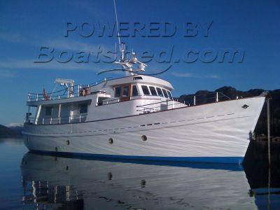 Malahide Trawler Yacht
