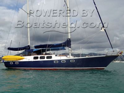 Angus Primrose 63ft Clipper Ketch Expedition Yacht