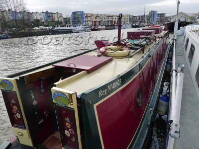 Narrowboat 50ft Traditional