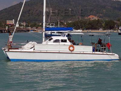 Catamaran 12 Metre Charter cat