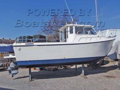 Osprey 6.0m 24 fisherman
