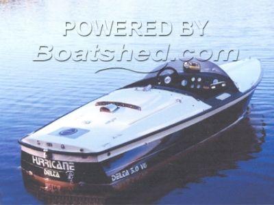 Delta Ski Boat