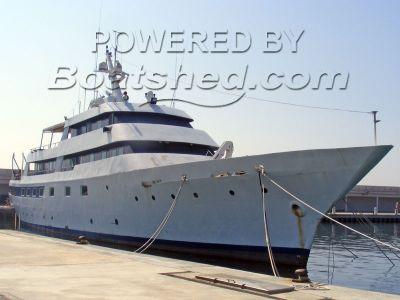 Camper & Nicholson Custom Built Motor Yacht