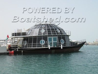 The Floating Villa CGP- 1 Stealth