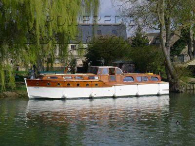 Martham Boats Juliette - Wooden