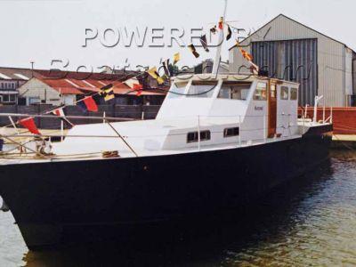 Steel Motor Cruiser 60 Live-aboard