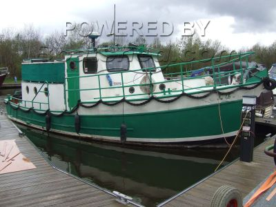 Converted Trawler 38ft