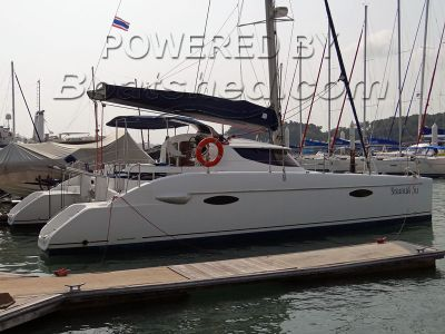 Fountaine Pajot Lavezzi 40 Catamaran
