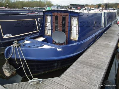 Narrowboat 57ft with Mooring Colecraft