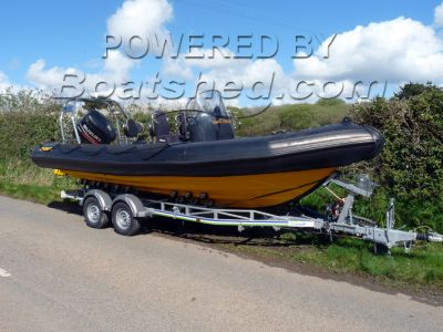 Ribcraft 6.8 Professional Offshore