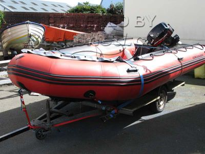 Quicksilver 430 Inflatable-Heavy Duty