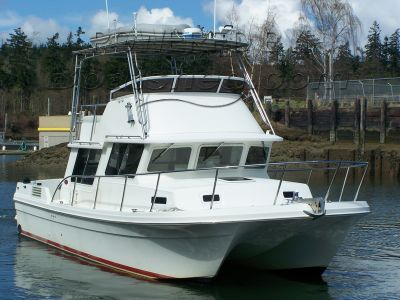 Sea Sport Pacific 3200 Flybridge