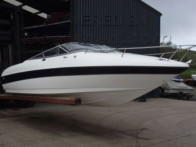 GRP Motor Boat 20' Excite 2050