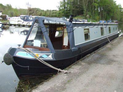 Narrowboat 55ft Trad Stern