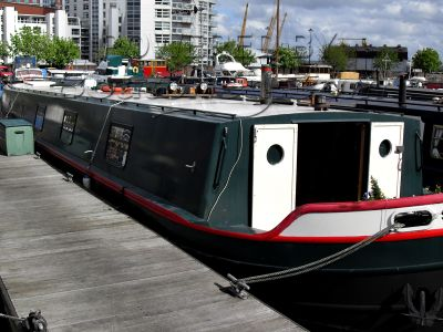 Wide Beam 67ft Traditional Stern