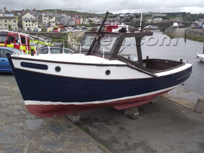 Mitchell Sea Angler 23 Fishing Boat