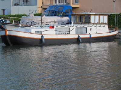 Dutch Motor Barge Aak