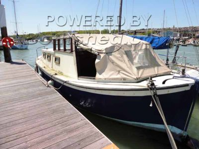 Converted Lifeboat 30ft