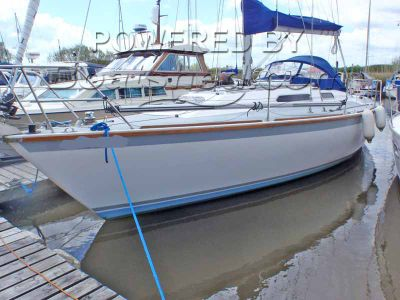 Westerly Storm 33 Cruiser