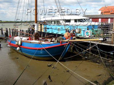 North Sea Botter 46ft